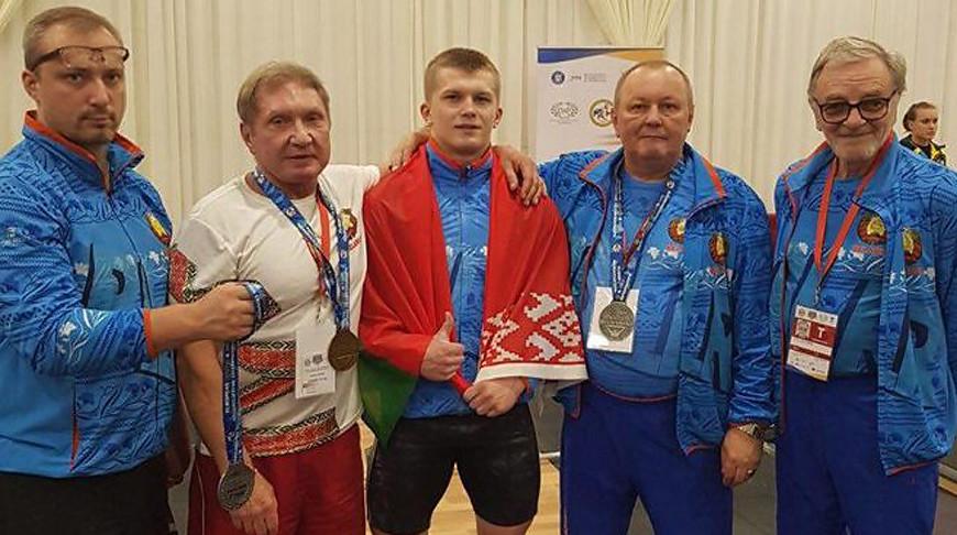 Игорь Лозко. Фото weightlifting.by
