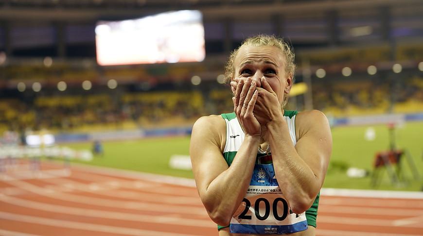 Екатерина Поплавская. Фото Синьхуа - БЕЛТА