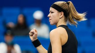 Каролина Мухова. Фото WTA