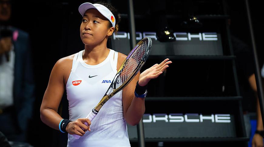 Наоми Осака. Фото Jimmie48 tennis photography