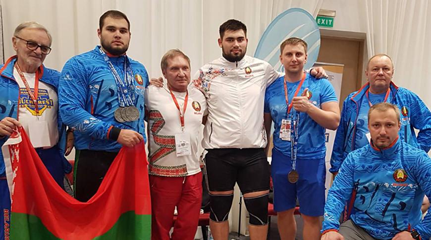 Эдуард Зезюлин. Фото weightlifting.by