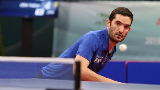 Эммануэль Лебессон победил в мужском одиночном разряде
