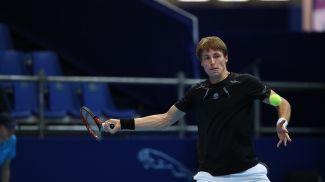 Илья Ивашко. Фото из архива Белорусской теннисной федерации