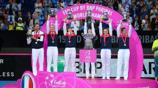 Фото Французской теннисной федерации