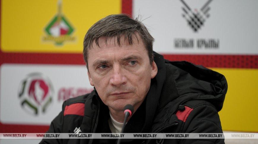 Михаил Мархель. Фото из архива