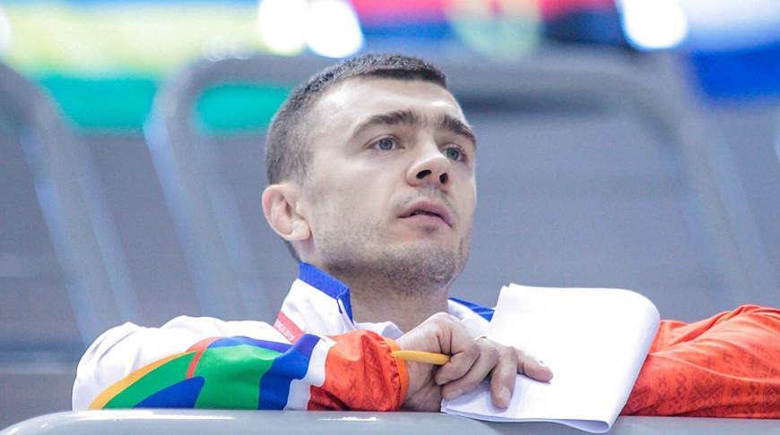 Дмитрий Базылев. Фото Всероссийской федерации самбо