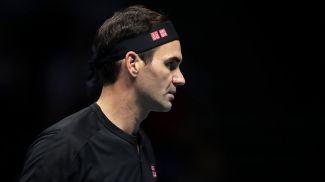 Роджер Федерер. Фото ATP