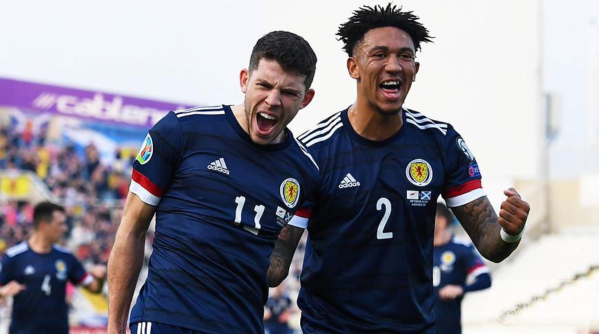 Фото Scotland National Football Teams