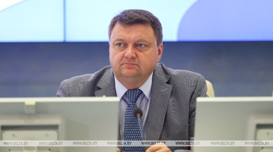 Дмитрий Довгаленок. Фото из архива