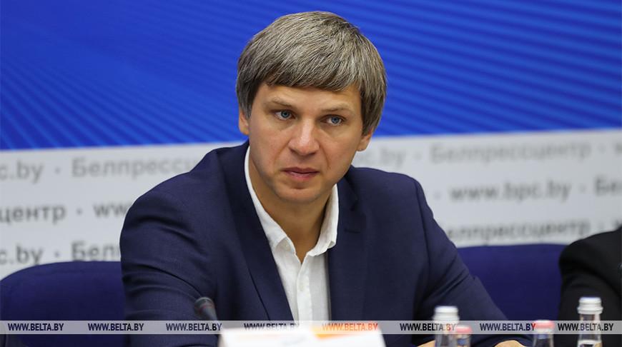Вадим Девятовский. Фото из архива
