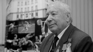 Петр Яновский. Фото Министерства спорта и туризма