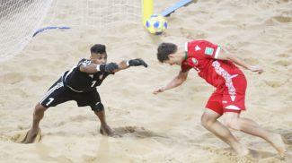 Фото Федерации пляжного футбола Беларуси