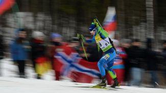 Никита Лобастов. Фото biathlon.by