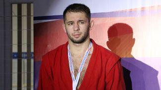 Владислав Саяпин. Фото Международной федерации самбо