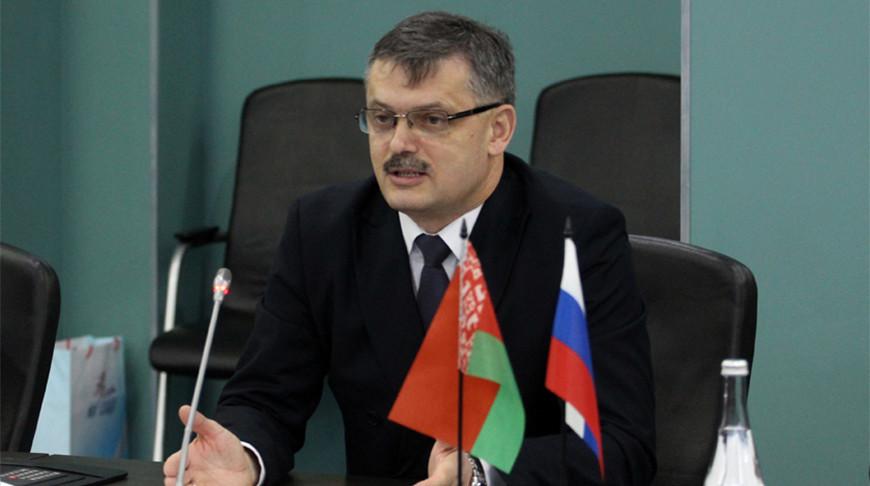 Сергей Ковальчук. Фото Минспорта и туризма Беларуси