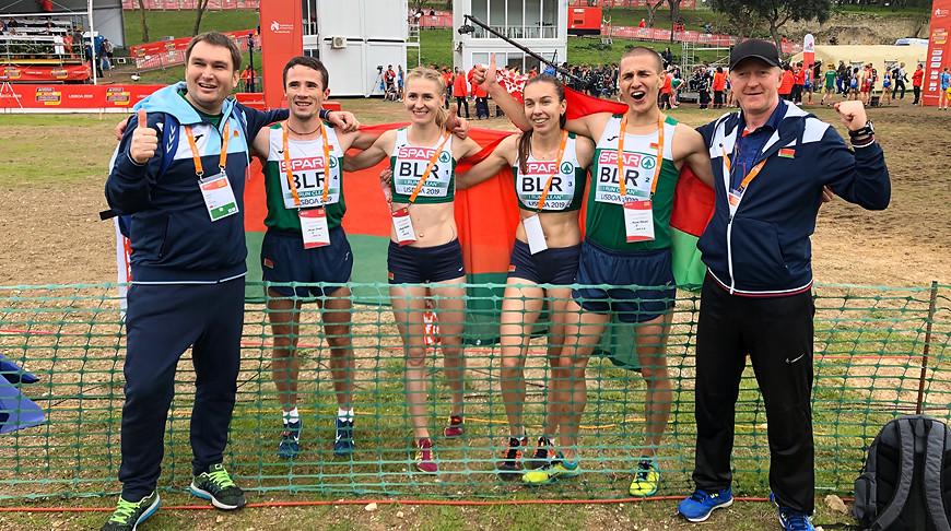 Фото из VK-аккаунта Белорусской федерации легкой атлетики