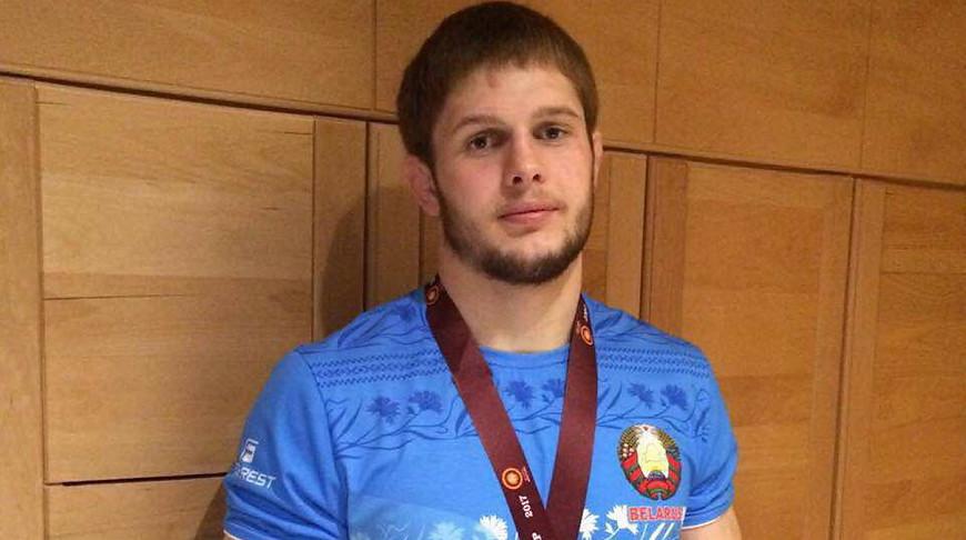 Александр Гуштын. Фото Белорусской федерации борьбы