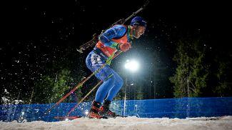 Сергей Бочарников. Фото Белорусской федерации биатлона