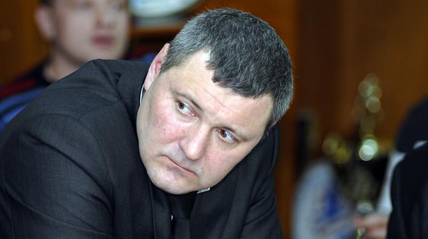 Леонид Фатиков. Фото ФХБ