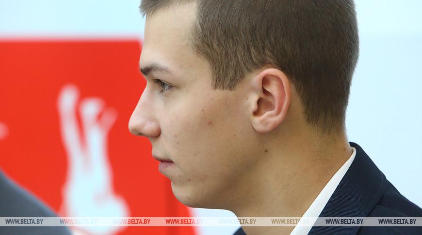 Максим Недосеков. Фото из архива