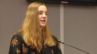 Анастасия Шкурдай. Фото Белорусской федерации плавания