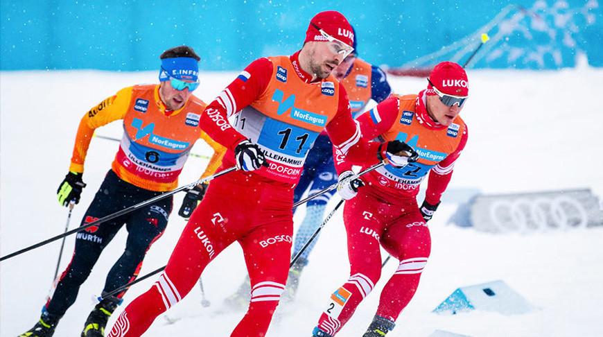 Во время гонки. Фото  Global Look Press