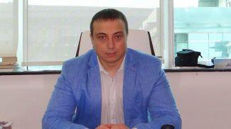 Вахтанг Сохадзе. Фото Белорусской федерации грэпплинга