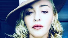 Мадонна. Фото из Instagram-аккаунта
