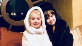 Лиза и Гарри Галкины. Фото из Instagram-аккаунта
