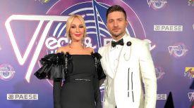 Лера Кудрявцева и Сергей Лазарев. Фото Instagram