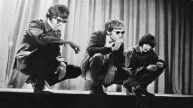 Джон, Скотт и Гери Уокер, 1966 год. Фото Getty Images