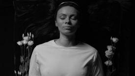 Анастасия Шпаковская, солистка группы Naka. Скриншот из видео на YouTube