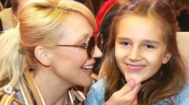 Кристина Орбакайте с дочкой Клавдией. Фото из Instagram-аккаунта