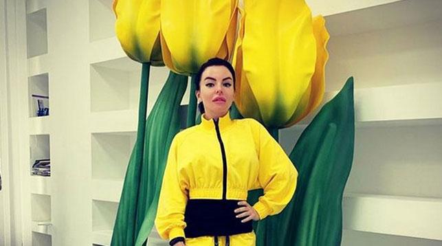 Юлия Волкова. Фото из Instagram-аккаунта