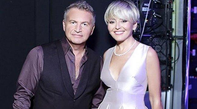 Леонид Агутин и Анжелика Варум. Фото из Instagram-аккаунта