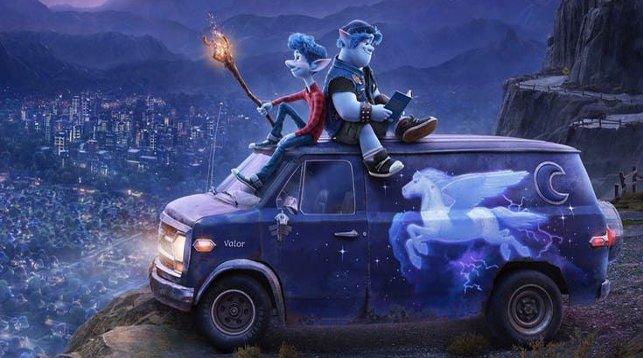 Фото Pixar
