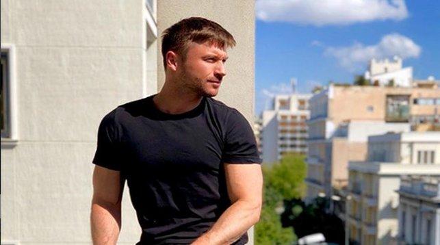 Сергей Лазарев. Фото из Instagram-аккаунта