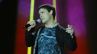 Юрий Шатунов. Фото ТАСС