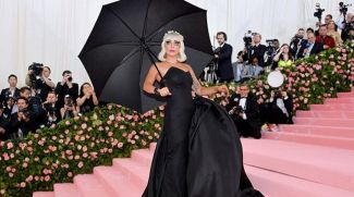 Леди Гага. Фото из Instagram