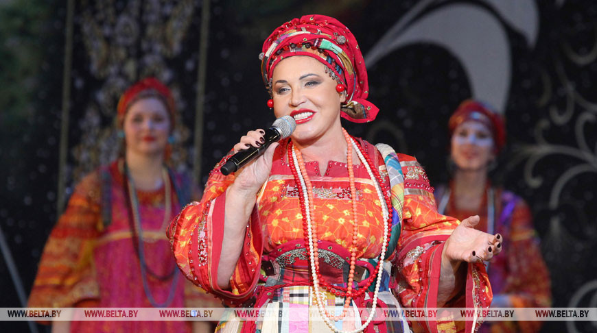 Надежда Бабкина. Фото из архива