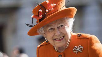 Елизавета II. Фото EPA-EFE
