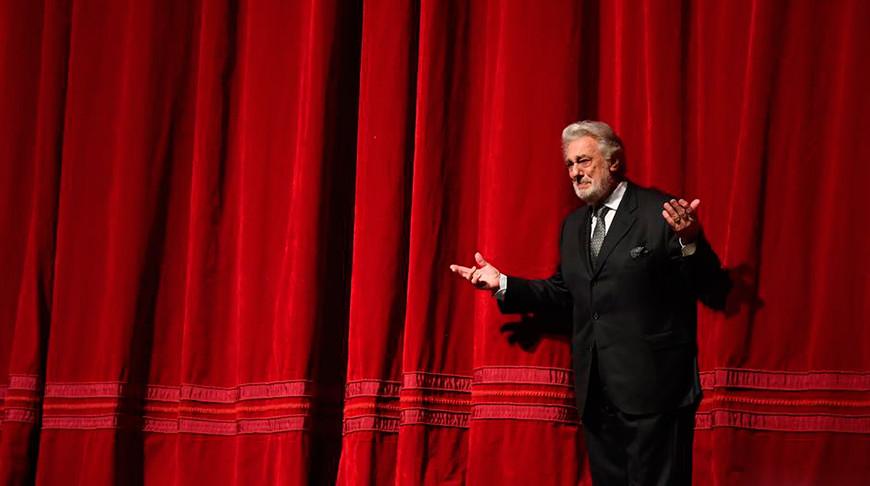 Пласидо Доминго. Фото Getty Images