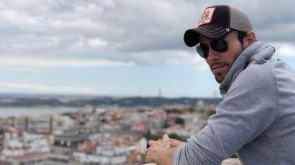 Энрике Иглесиас. Фото из Instagram