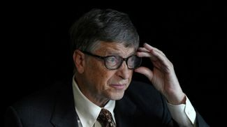 Билл Гейтс. Фото AFP