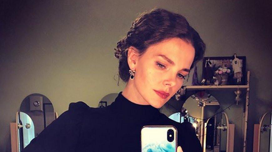 Елизавета Боярская. Фото из Instagram