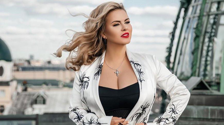 Анна Семенович. Фото из Instagram