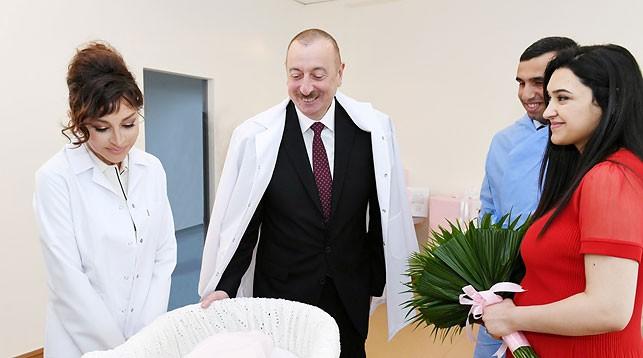Фото официального сайта президента Азербайджана