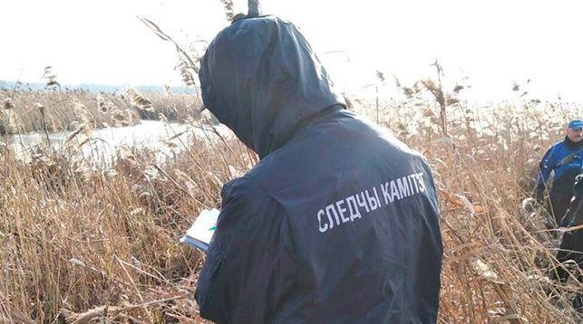Фото с места происшествия УСК по Брестской области