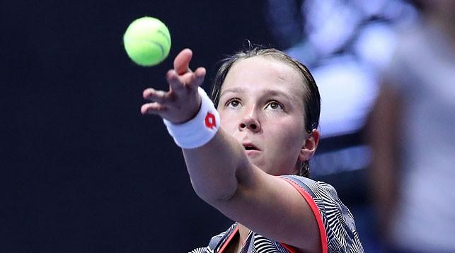 Вера Лапко. Фото организаторов турнира