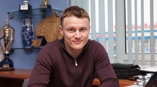 Виталий Родионов. Фото ФК БАТЭ